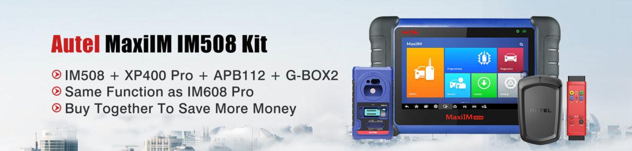 Autel MaxiIM IM508 Kit